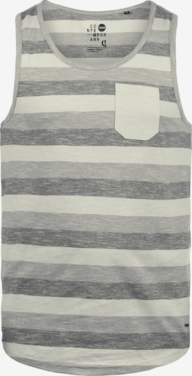 !Solid Tanktop 'Whicco' in grau: Frontalansicht
