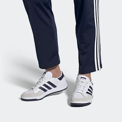 ADIDAS ORIGINALS Niske tenisice u tamno plava / bijela, Prikaz modela