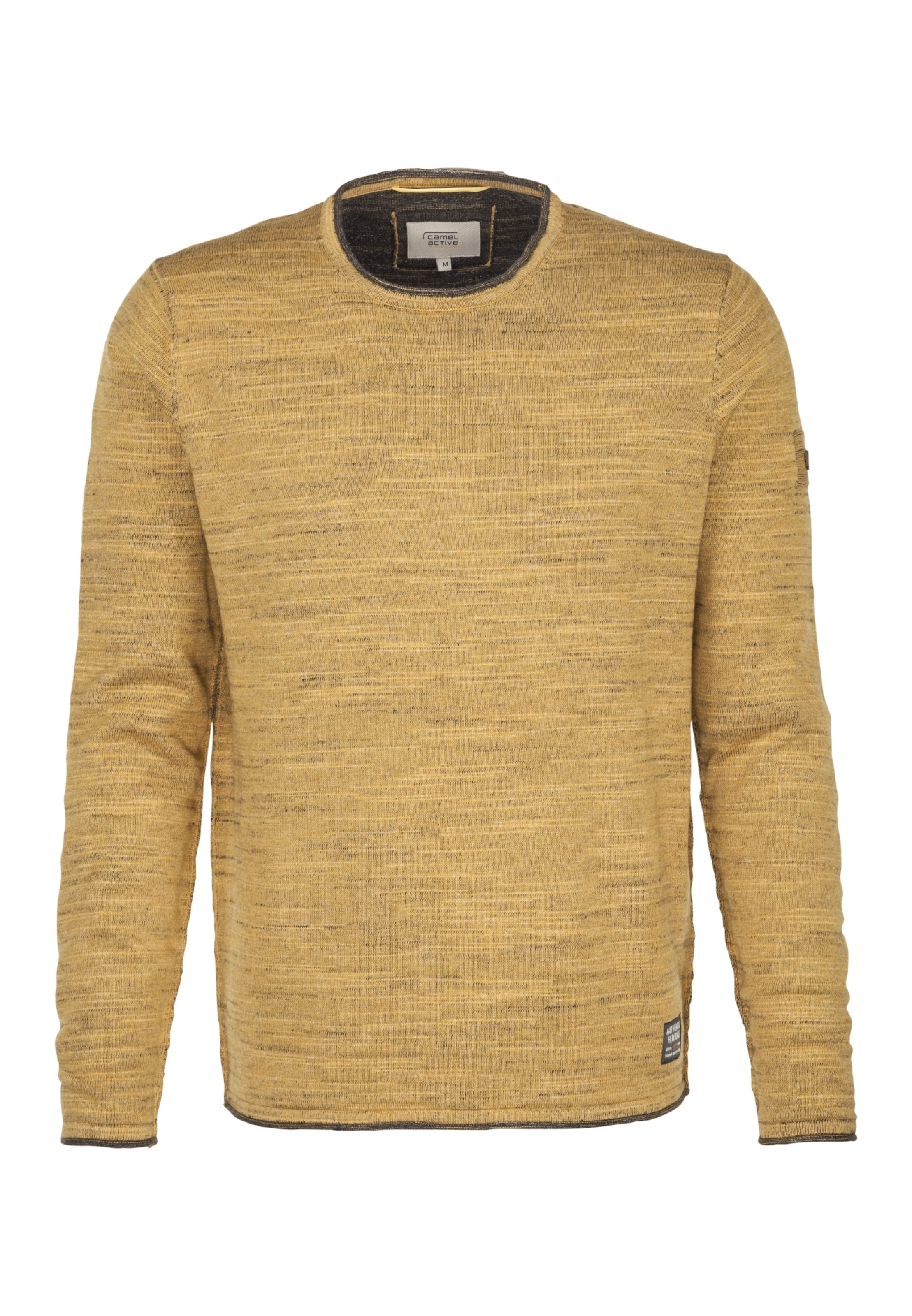 In Pullover Camel Safran Active Camel Active 0w8Nmvn