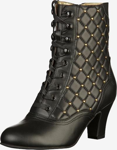 Lola Ramona Stiefelette in schwarz, Produktansicht