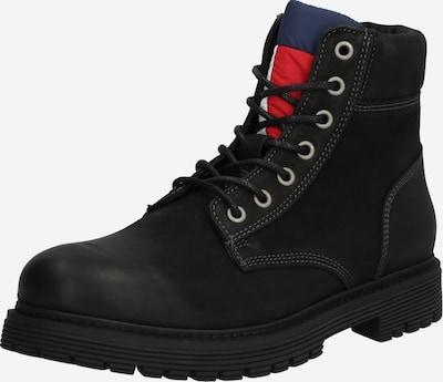 Tommy Jeans Stiefel in schwarz, Produktansicht