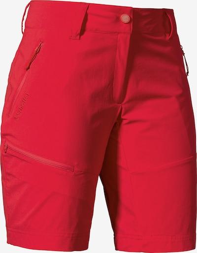 Schöffel Pantalon outdoor ' Toblach2' en rose, Vue avec produit