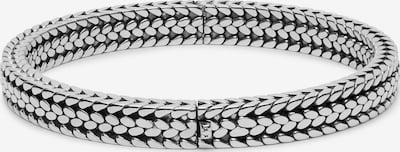 Buddha to Buddha Armband 'Julius' in silber, Produktansicht