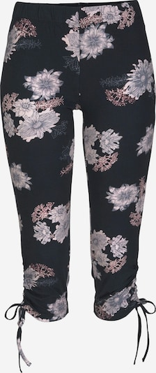 LASCANA Leggings in nachtblau / rosa, Produktansicht