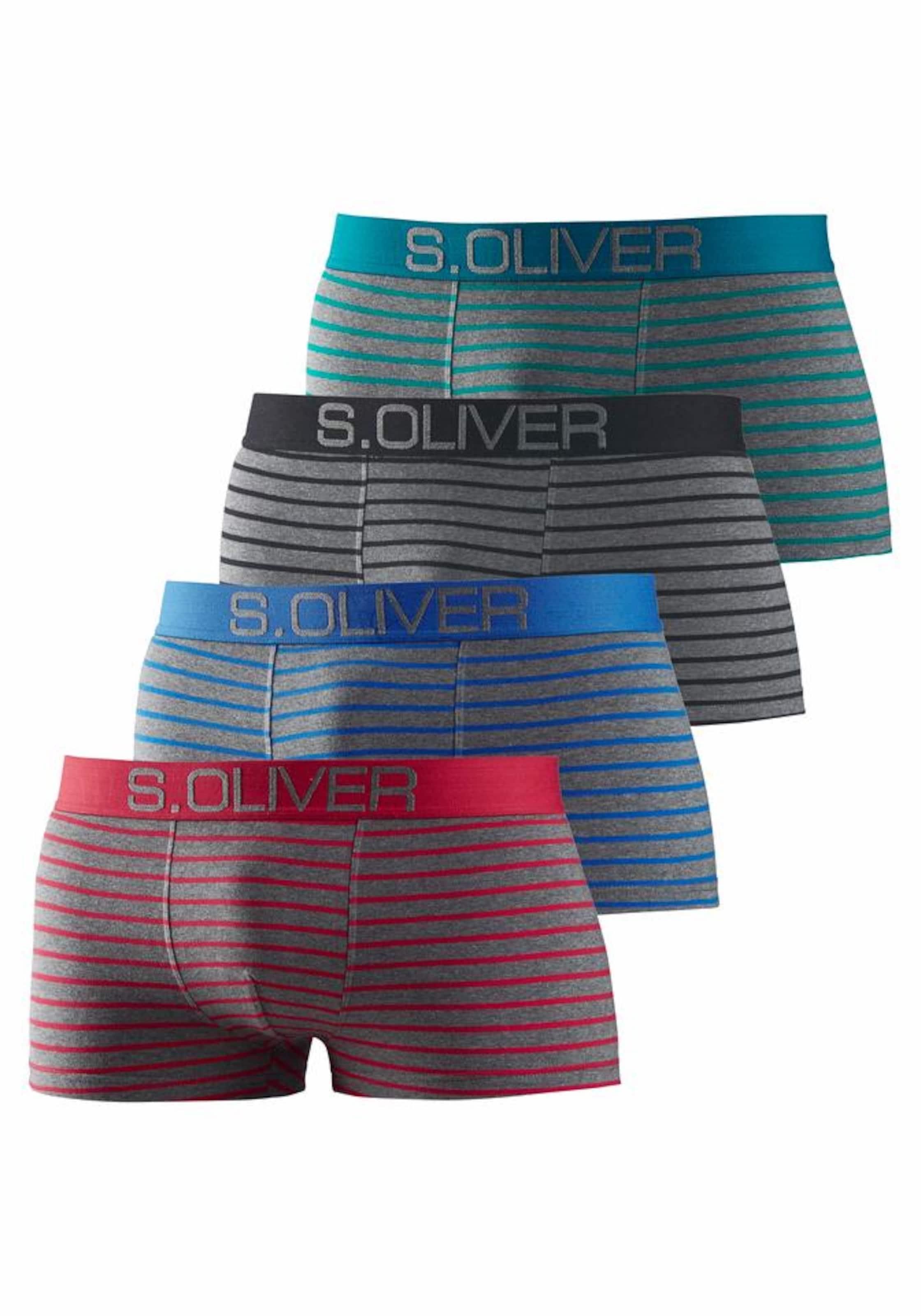 s.Oliver RED LABEL Bodywear Hipster mit kontrastfarbenem Webbund Günstig Kaufen Top-Qualität Um Zu Verkaufen Billig Neueste 5DbGF3pi