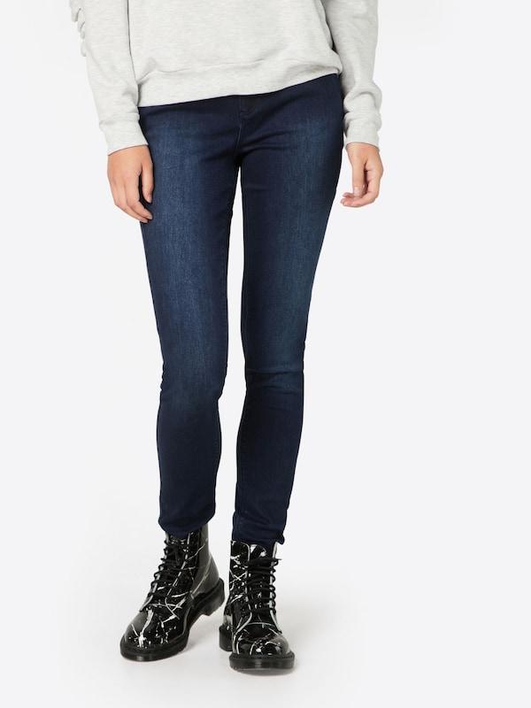 VILA 'Vicommit RW SLIM DBD' Slimfit Jeans