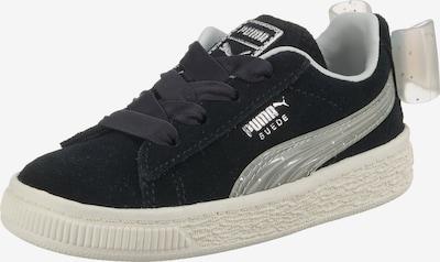 PUMA Sneaker 'Suede Bow Jelly Ac Inf' in azur / schwarz, Produktansicht