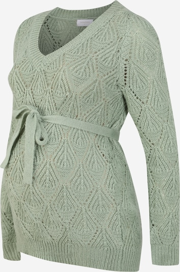MAMALICIOUS Sweter w kolorze miętowym, Podgląd produktu