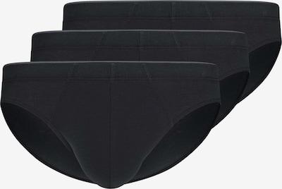 HUBER Unterhosen 'Brasil' in schwarz, Produktansicht