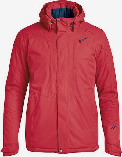 Maier Sports Jacke 'Metor Therm M' in rot, Produktansicht