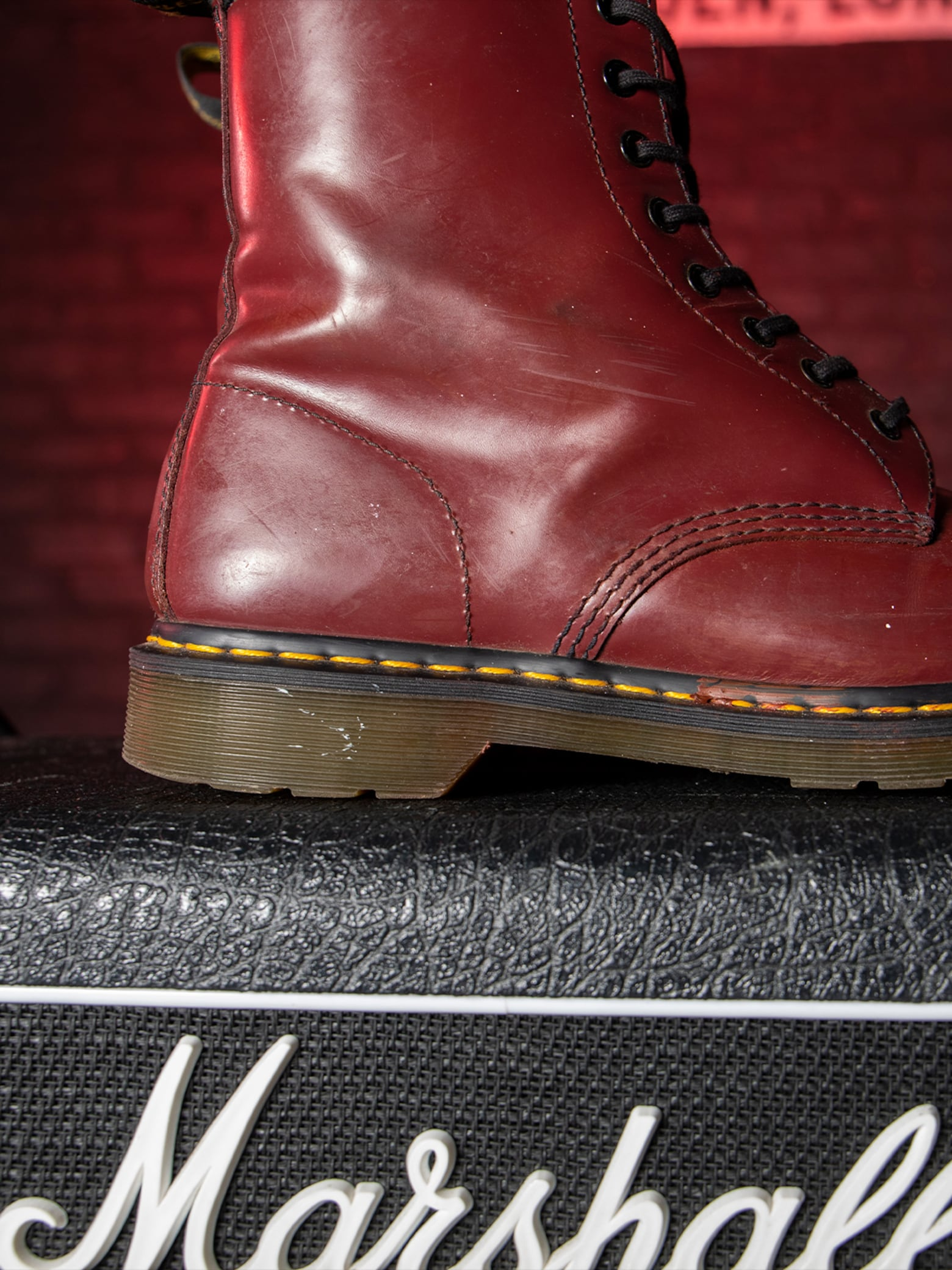 THE 1460 BOOT Dr. Martens