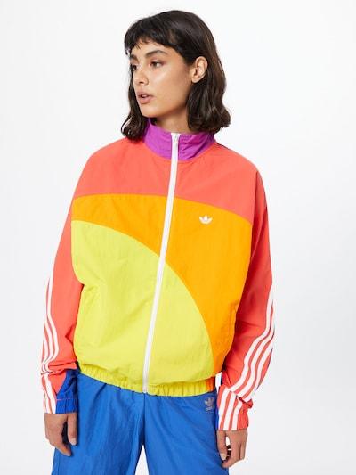 ADIDAS ORIGINALS Prehodna jakna | mešane barve barva, Prikaz modela