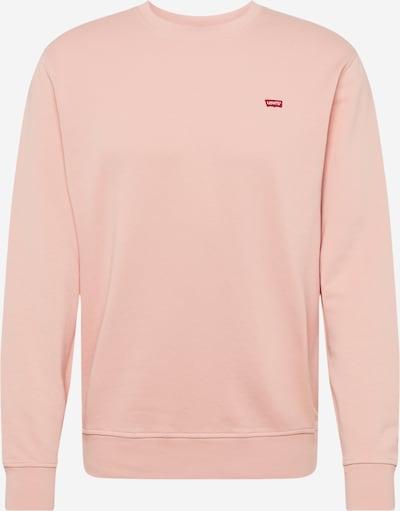 LEVI'S Sweat-shirt 'CLSSC' en rose, Vue avec produit
