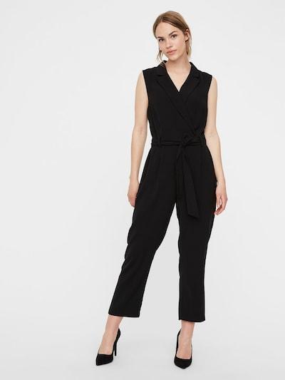 VERO MODA Jumpsuit in schwarz, Modelansicht