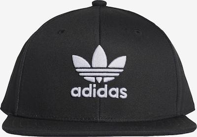 ADIDAS ORIGINALS Cap 'Trefoil Adicolor' in schwarz / weiß, Produktansicht