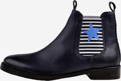 Crickit Chelsea Boot 'JULIA' in dunkelblau, Produktansicht