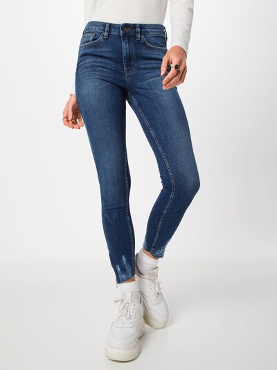 TOM TAILOR DENIM Jeans  'Nela' in blue denim, Modelansicht