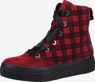 Legero Sneaker in marine / rot / schwarz, Produktansicht