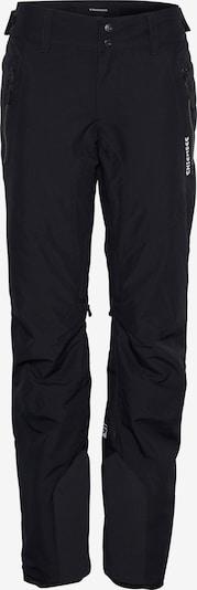 Pantaloni sport CHIEMSEE pe negru, Vizualizare produs