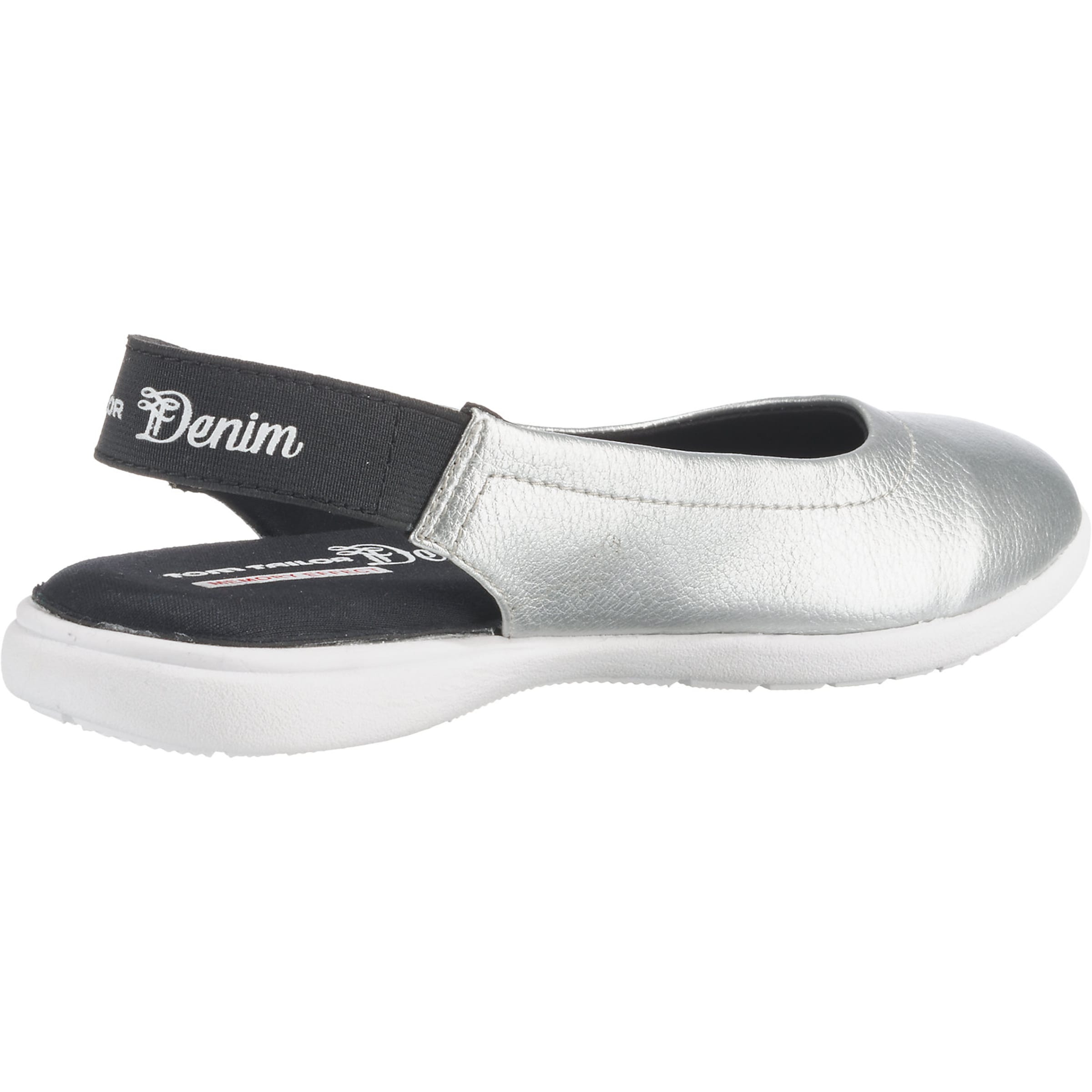 Silber Ballerinas Tailor In Tailor Tailor Tom Silber In Tom Tom Ballerinas F3lJ1TKc