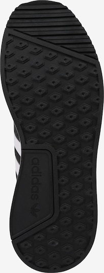 ADIDAS ORIGINALS Sneaker in schwarz / weiß: Ansicht von unten