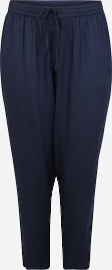 Junarose Pantalon 'MAIKA' en bleu marine, Vue avec produit