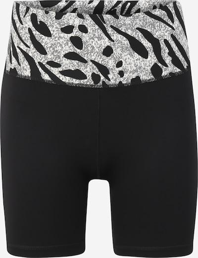 ADIDAS PERFORMANCE Sporthose 'AIQ2' in hellgrau / schwarz, Produktansicht