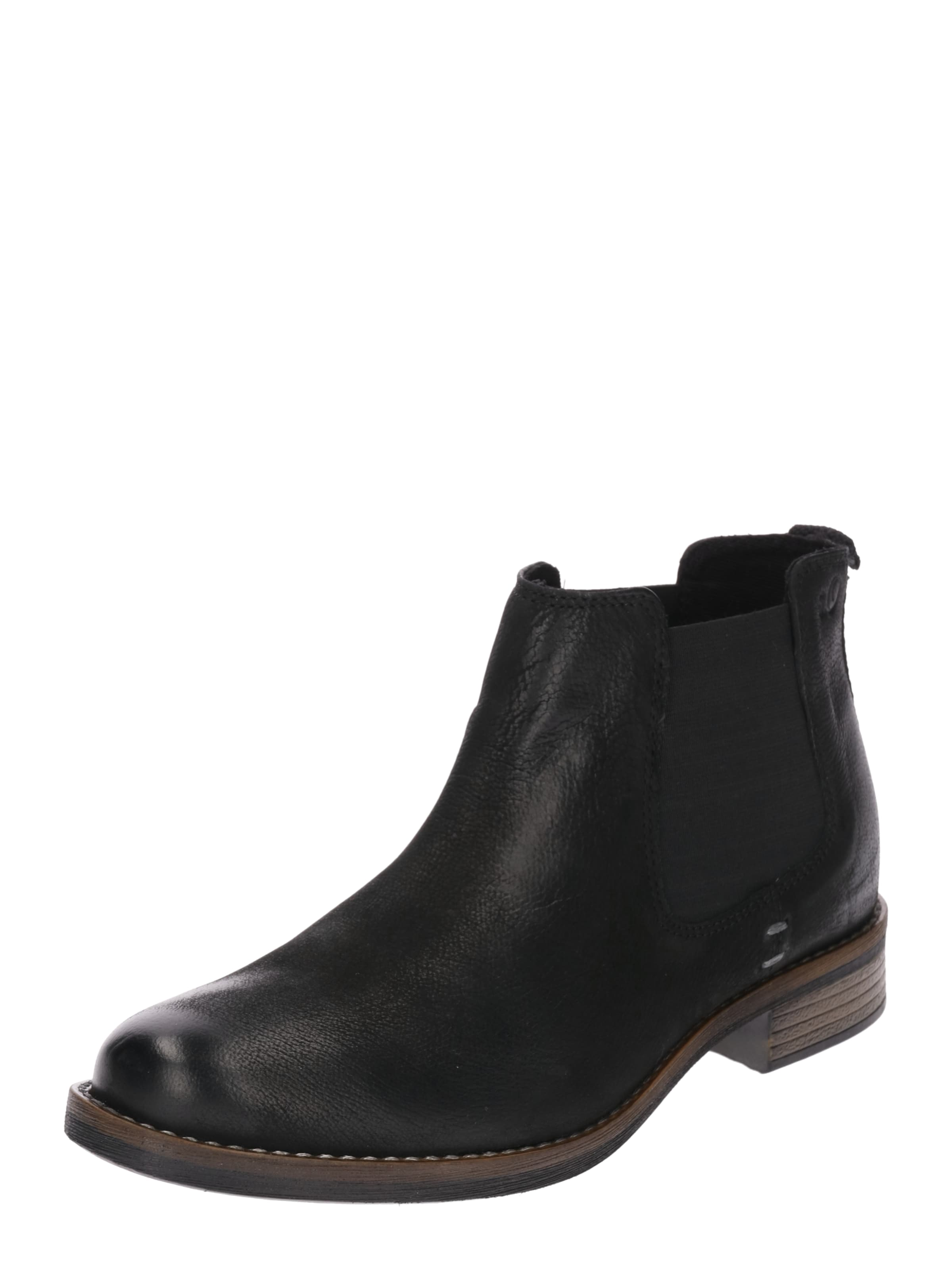 S.Oliver RED LABEL Chelsea Boot 'classy' schwarz ORG5A83q5