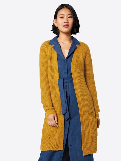 ONLY Knit cardigan 'Bernice' in Yellow, View model