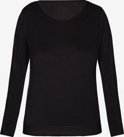 sassa Shirt 'CASUAL COMFORT' in schwarz, Produktansicht