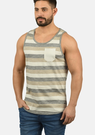 !Solid Tanktop 'Whicco' in grün: Frontalansicht