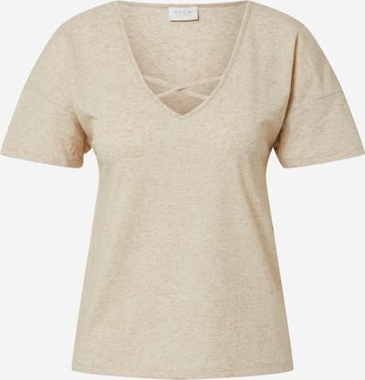 VILA Shirt 'VIANIKA' in sand, Produktansicht