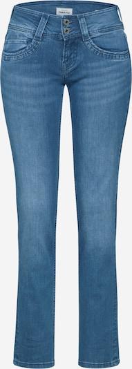 Pepe Jeans Jeans 'Gen Straight Leg' in de kleur Blauw denim, Productweergave