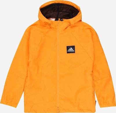 ADIDAS PERFORMANCE Veste de sport 'W.N.D. P.Blue B' en orange, Vue avec produit