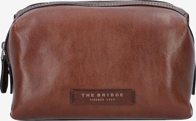 The Bridge Trousse de maquillage 'Kallio' en marron, Vue avec produit