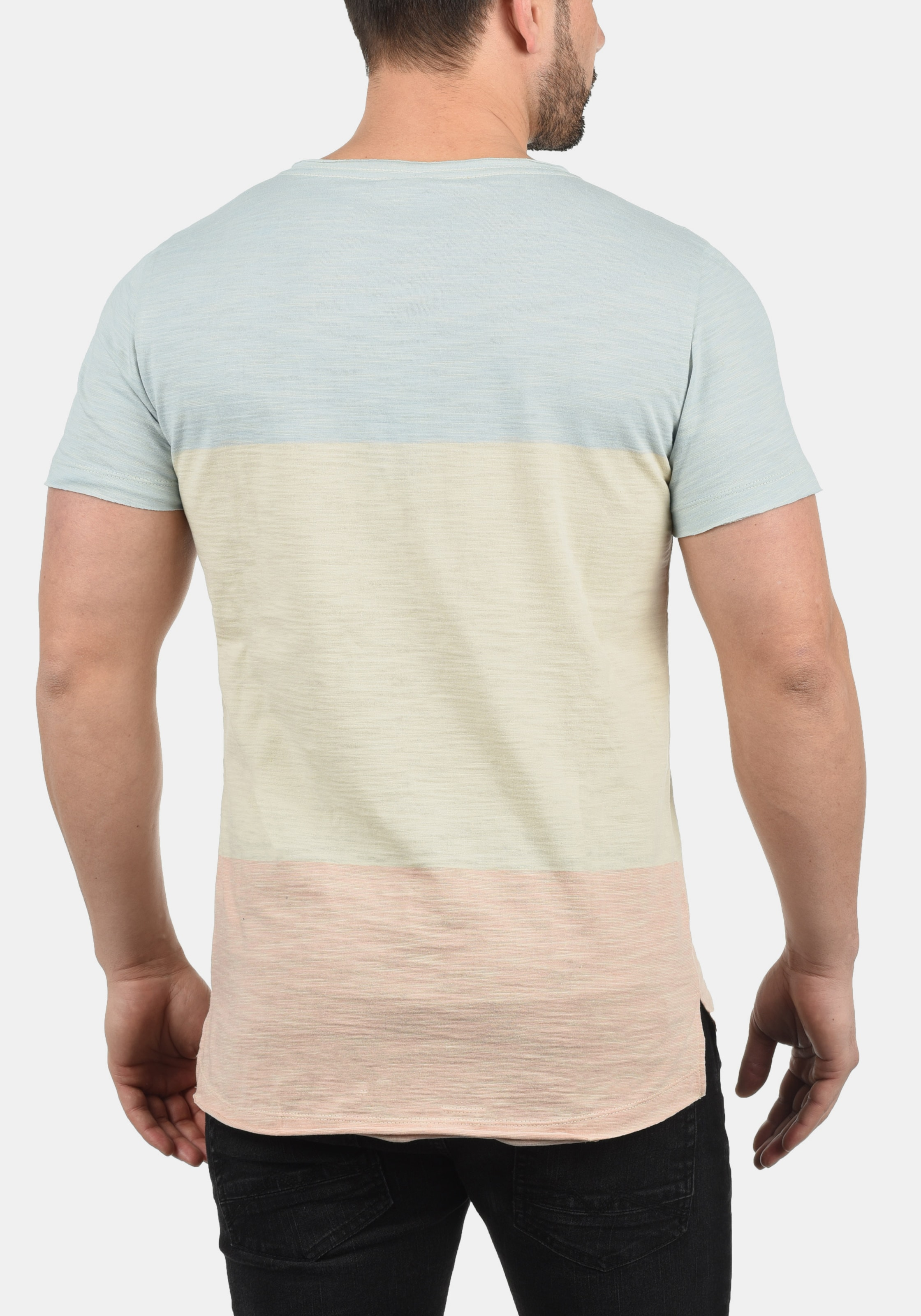 Blau shirt T In Blend 'johannes' UzVGSMLpq