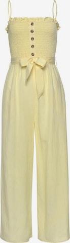 Combinaison LASCANA en jaune