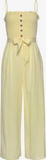 LASCANA Overall in gelb, Produktansicht