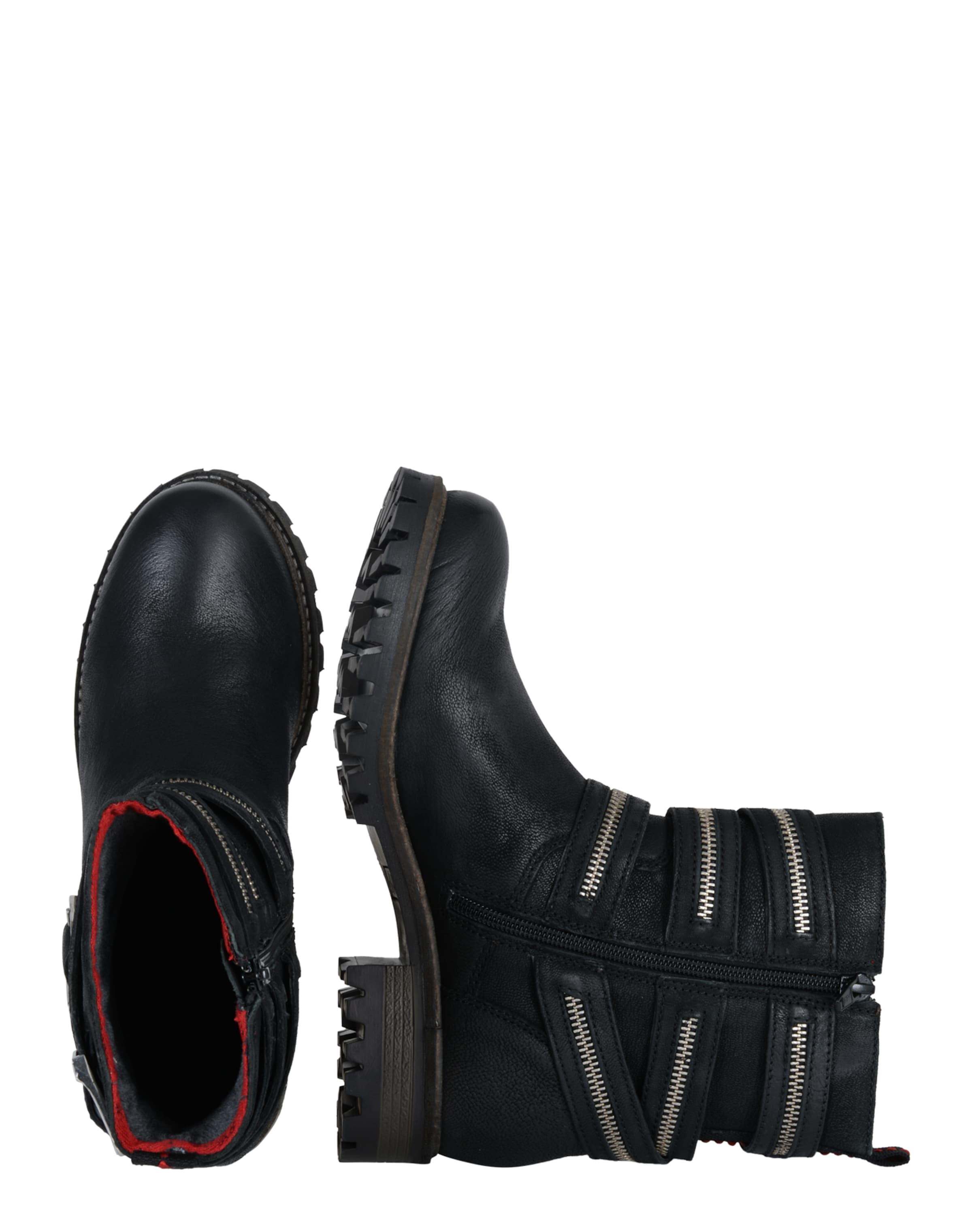 Boots mit Oliver s Schnalle RED LABEL s Oliver q6wfX4