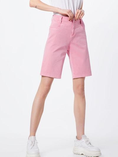 s.Oliver Shorts in pink, Modelansicht