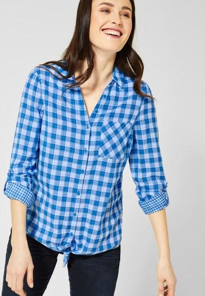 CECIL Bluse in blau / himmelblau, Modelansicht
