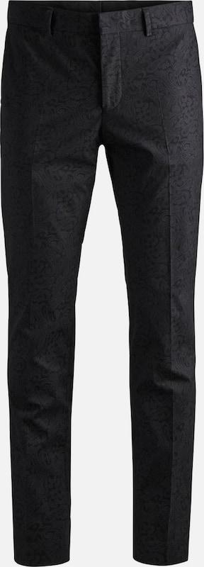 JACK & JONES Hose in dunkelgrau   schwarz  Markenkleidung für Männer und Frauen