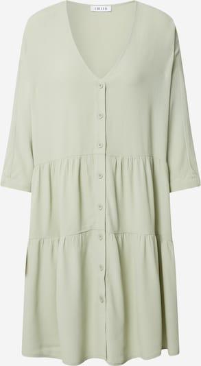 Abito camicia EDITED di colore verde pastello, Visualizzazione prodotti