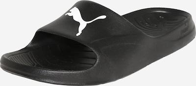 PUMA Buty na plażę/do kąpieli 'Divecat' w kolorze czarny / białym, Podgląd produktu