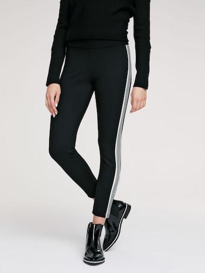 heine Leggings in schwarz, Modelansicht