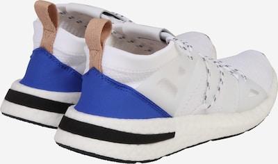 ADIDAS ORIGINALS Sneaker 'ARKYN' in blau / weiß: Rückansicht