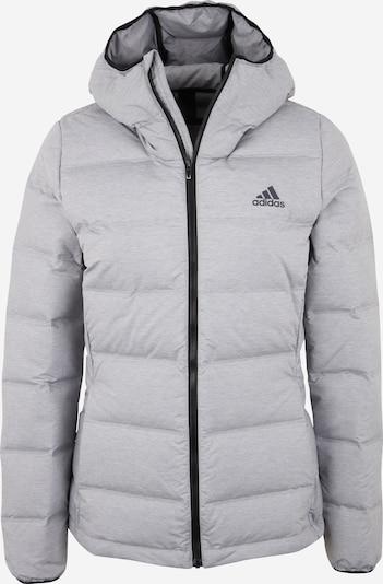 ADIDAS PERFORMANCE Športna jakna 'Helionic' | siva barva, Prikaz izdelka