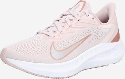 NIKE Jooksujalats 'Air Zoom Winflo 7' pruun / roosa, Tootevaade