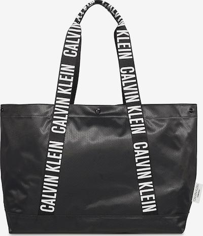 Calvin Klein Strandtasche in schwarz, Produktansicht