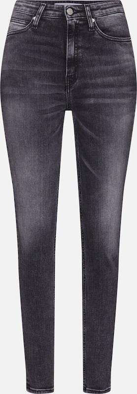 Jeans En Jean '010' Klein Gris Denim Calvin 6gYbfy7